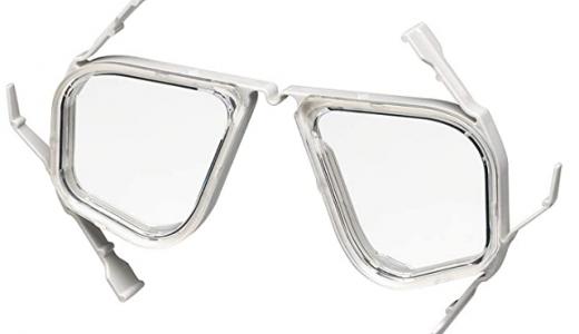 水中眼鏡用 度付きレンズ(後付け)を購入したのでレビューします。
